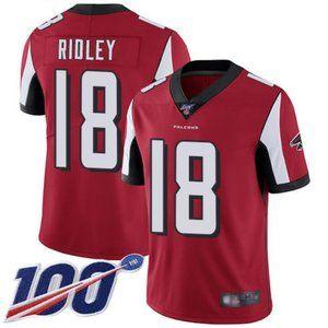 Falcons Calvin Ridley 100th Season Jersey